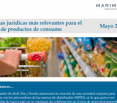 Consumption Newsletter, May 2017