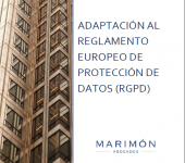 General rules of data protection: The Spanish RGPD