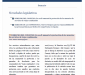 Legal Review, October 2017